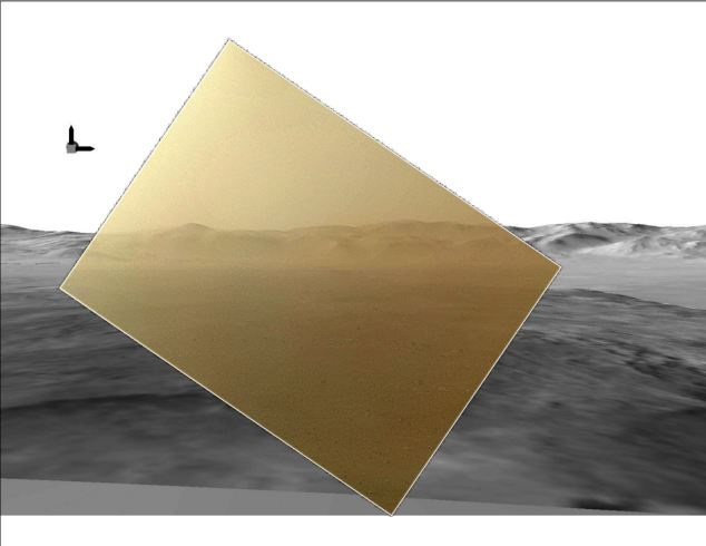 Nader Nazemi,Mars,Rover,Curiosity, Image,3D,Orbiter,Red Planet, First 3D images,Nader Nazemi