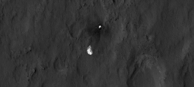 Nader Nazemi,Mars,Rover,Curiosity, Image,3D,Orbiter,Red Planet, First 3D images,Nader Nazemi