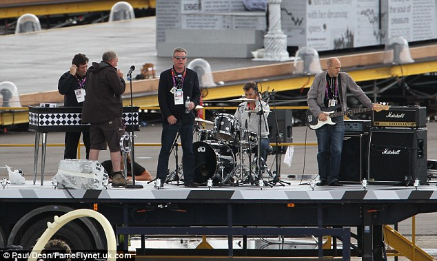 The Olympics Closing Ceremony, which takes place on Sunday, is set to feature a showcase of British musical talent
