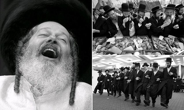 http://www.imj.org.il/exhibitions/2012/Hasidim/index-e.html PLEASE CREDIT ALL USES: Yuval Nadel >> Laughing Rabbi.jpg