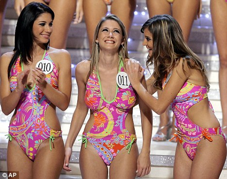 miss nude universe pageant