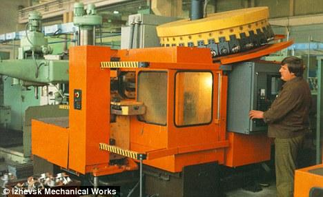 Izhevsk Mechanical Works