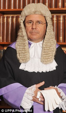 Sentencing: Judge Stephen Holt