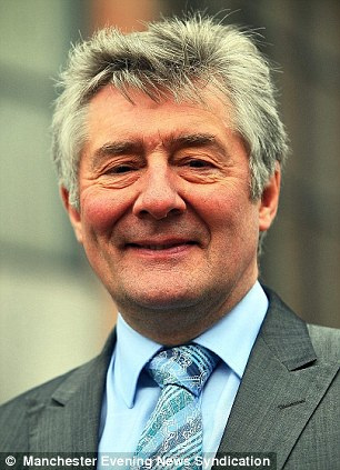 Criticism: Manchester MP Tony Lloyd has questioned why it took police more than 11 weeks to release CCTV images of two suspects in an investigation into the rape of a 14-year-old boy