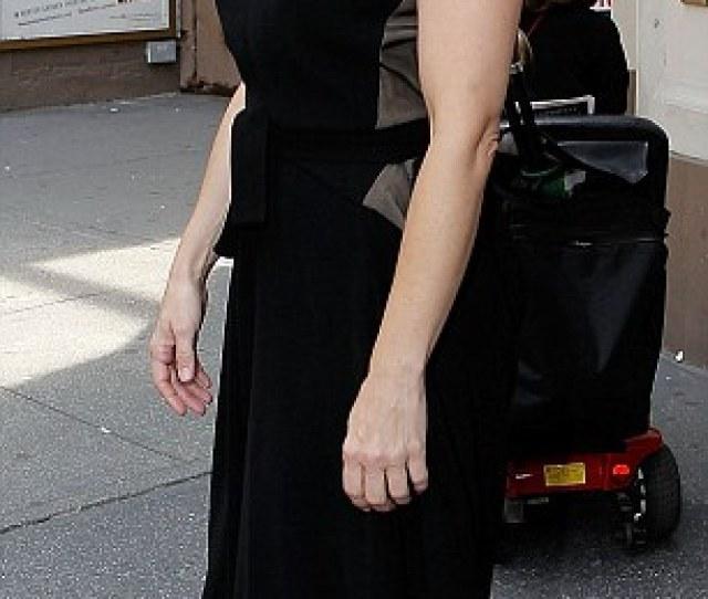 Brave Face Kristin Davis At The Gerald Schoenfeld Theatre In New York Today
