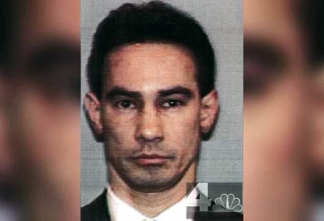 Jeffrey Johnson, de 59 años, quien abatido a tiros a su ex jefe Steve Ercolino en una acera W. 33rd St., en Manhattan, Nueva York