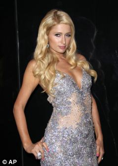 Paris Hilton is one of the many faces that can be classed as a 'celebutante'