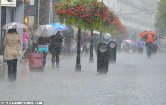 Image result for manchester rain