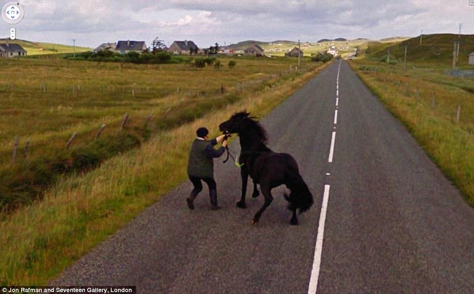 Craziest Google Street View