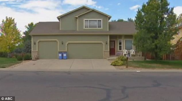 The man was at his home in Greeley, Colorado, when he got the call