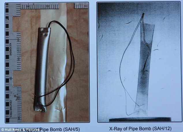 Paul Smith Diy Bomb Maker Whose Family Bought Him Bomb