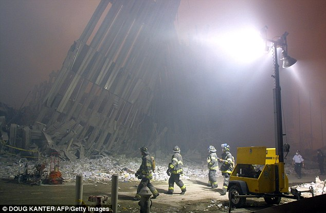 Deadly fumes: The Zadroga Act did not cover cancer because there was not enough evidence linking it to the toxins emitted at Ground Zero after the terrorist attack