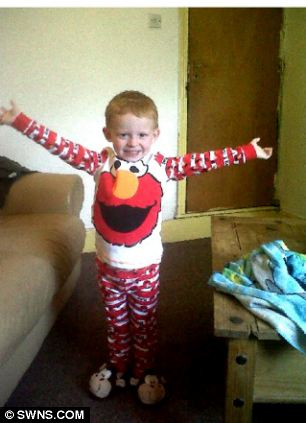 Beating: Cawser inflicted more than 70 injuries on Dylan in a sustained and brutal attack which took place in the child¿s bedroom in August, 2011
