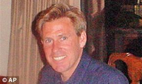 This undated photo provided by Mary Commanday shows Chris Stevens. Stevens