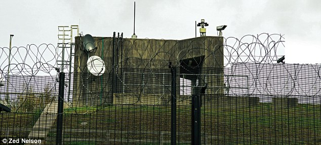Britains Secret Nuclear Bunker Buried 100ft Down Inside