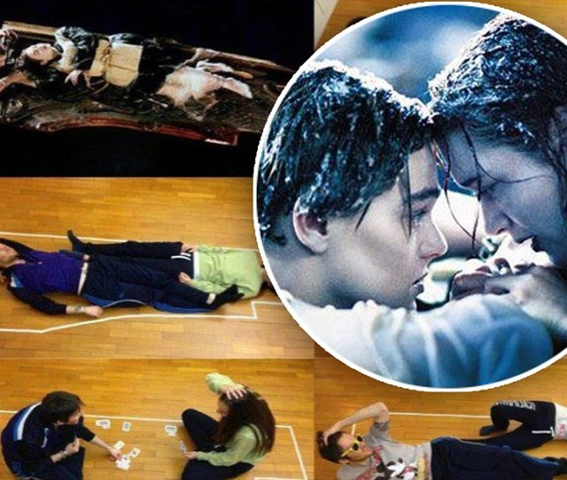 Titanic James Cameron Explains Why Jack Couldnt Climb On The Raft With Rose Daily Mail Online