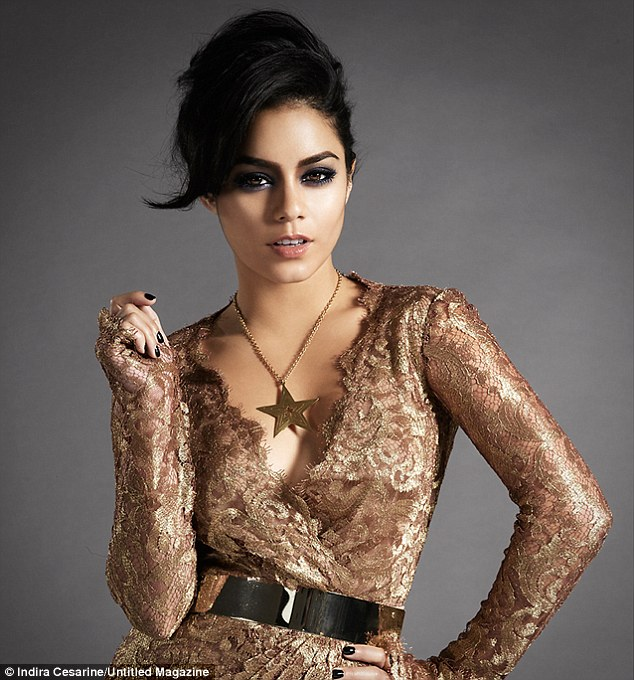 Vanessa Hudgens Talks Transitioning From Disney Princess