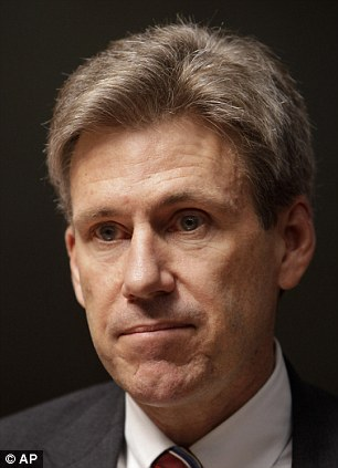 Slain: U.S. Ambassador Chris Stevens was killed by protesters angry over a film that ridiculed Islam's Prophet Muhammad