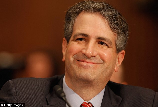 Resigned: Deputy Assistant Attorney General Jason Weinstein, the top Justice Department official with the power to stop Operation Fast and Furious