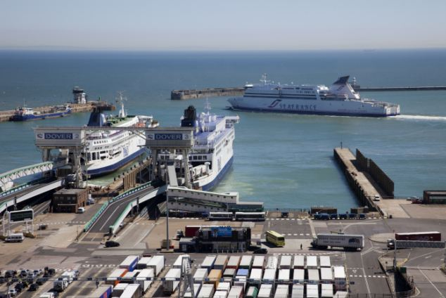 The schoolgirl is believed to have travelled from Dover to Calais nine hours after she was reported missing to police
