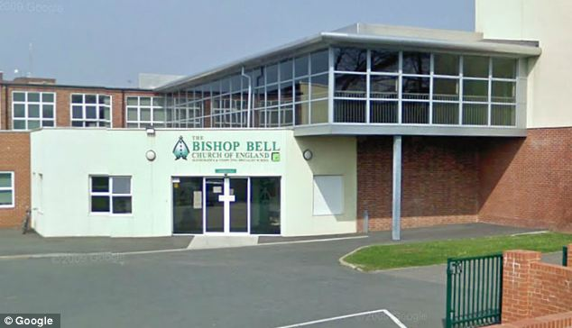 Megan Stammers is a pupil at the Bishop Bell Church of England School, in Eastbourne
