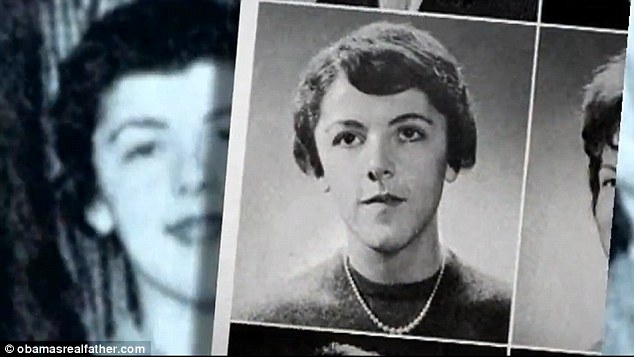 Propaganda? 100,000 copies of the video directed by Joe Gilbert were mailed to voters in Ohio claiming that Ann Dunham is not the virtuous woman Mr Obama purports her to be and that she had many affairs while in Indonesia