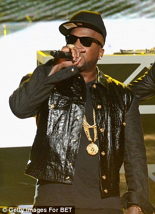 Young Jeezy performs onstage at the 2012 BET Hip Hop Awards
