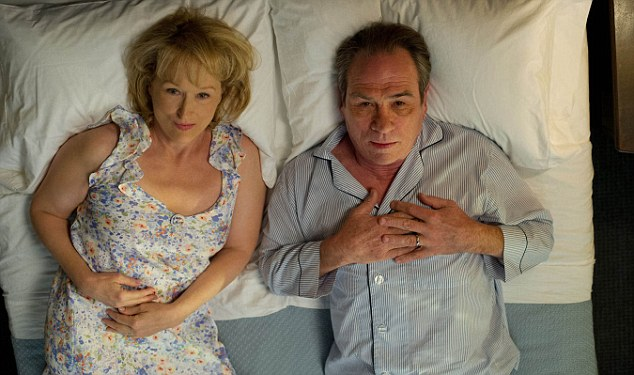 Tommy Lee Jones, Meryl Streep