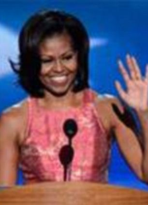 Michelle Obama and her 'Let's move' programme campaign for people to eat more healthily and do more exercise