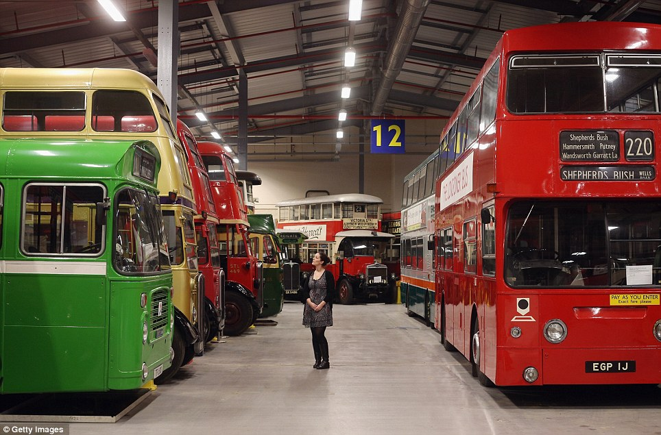 The transformation of the London bus: Today, London has one of the biggest bus networks in the world.