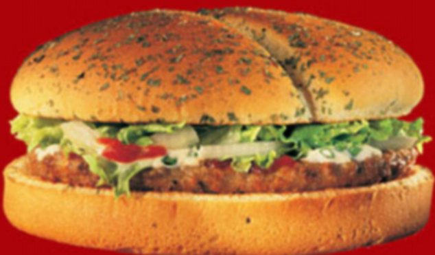 Kofteburger: This Turkish dish is so authentic they even brush the bun with parsley before serving