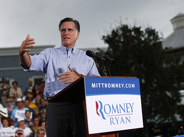 For the first time, no Republican nominees are Protestant: Republican nominee Mitt Romney, for example, is Mormon