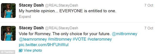 Vote Romney: