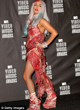 As a lover of crazy footwear, Lady Gaga will no doubt be a fan of Leanie's creation
