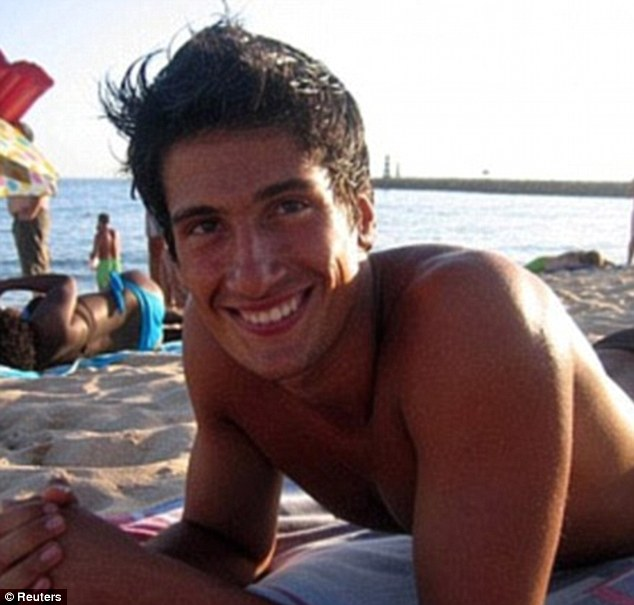 Aspiring model: 23-year-old Seabra claimed to have had a psychotic episode during the killing