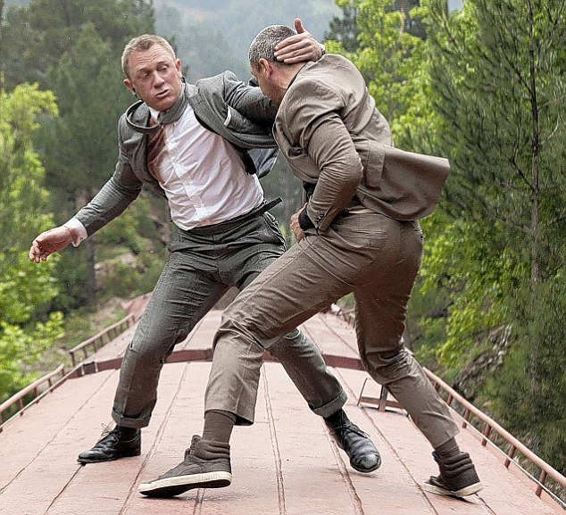 Skyfall Why This Is The Best Bond Film Ever Daily Mail