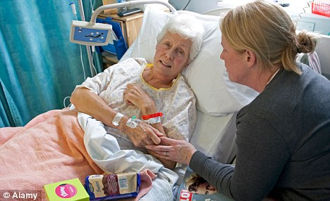 Image result for relative taking care of cancer patient