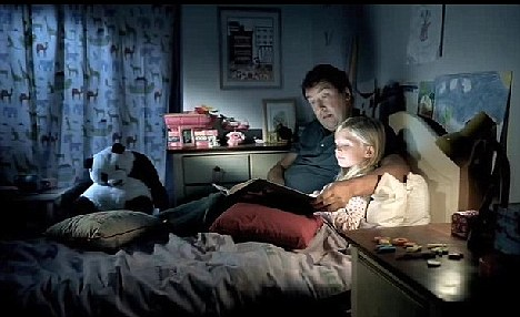 A new survey has revealed 42 per cent of parents said they only read bedtime stories once a week or less
