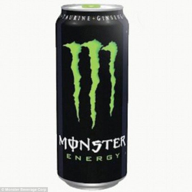Health concerns: The FDA said it was investigating reports of five deaths and a non-fatal heart attack linked to highly caffeinated Monster Energy Drinks