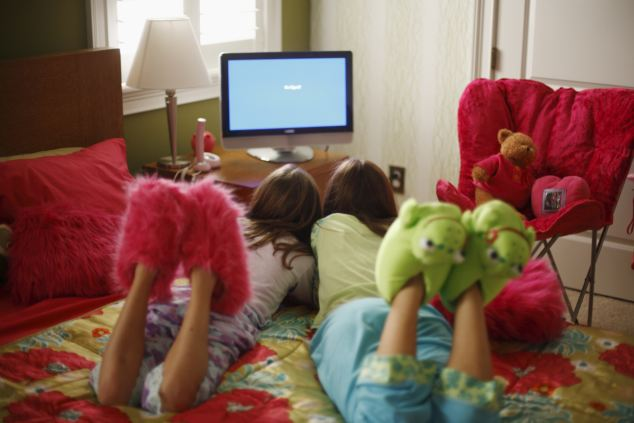 Researchers say that letting children have a TV or even smartphone in their room could be affecting their sleep, and their health.