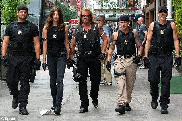 Duane Chapman Daughter Arrested