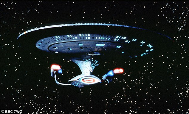Science fiction technology: The crew of the star ship Enterprise often used their tractor beam to help friendly ships in distress and capture enemy vessels