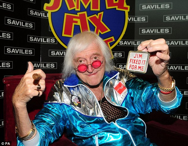 'Odd behaviour': There was no suggestion that Savile committed any crimes on Palace grounds