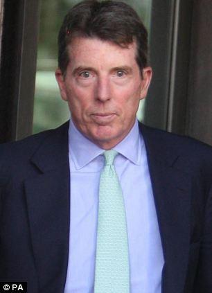 Former Barclays chief executive Bob Diamond