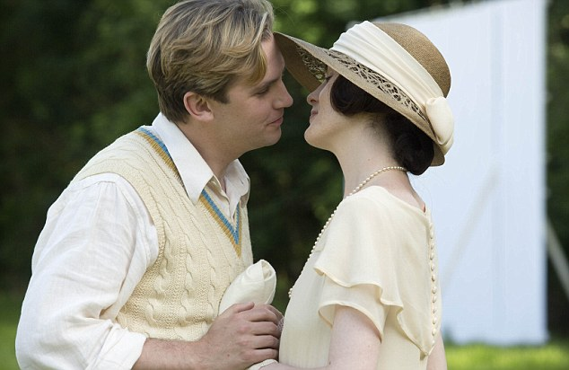 Downton Abbey Never Mind The New Girl Theres Only One