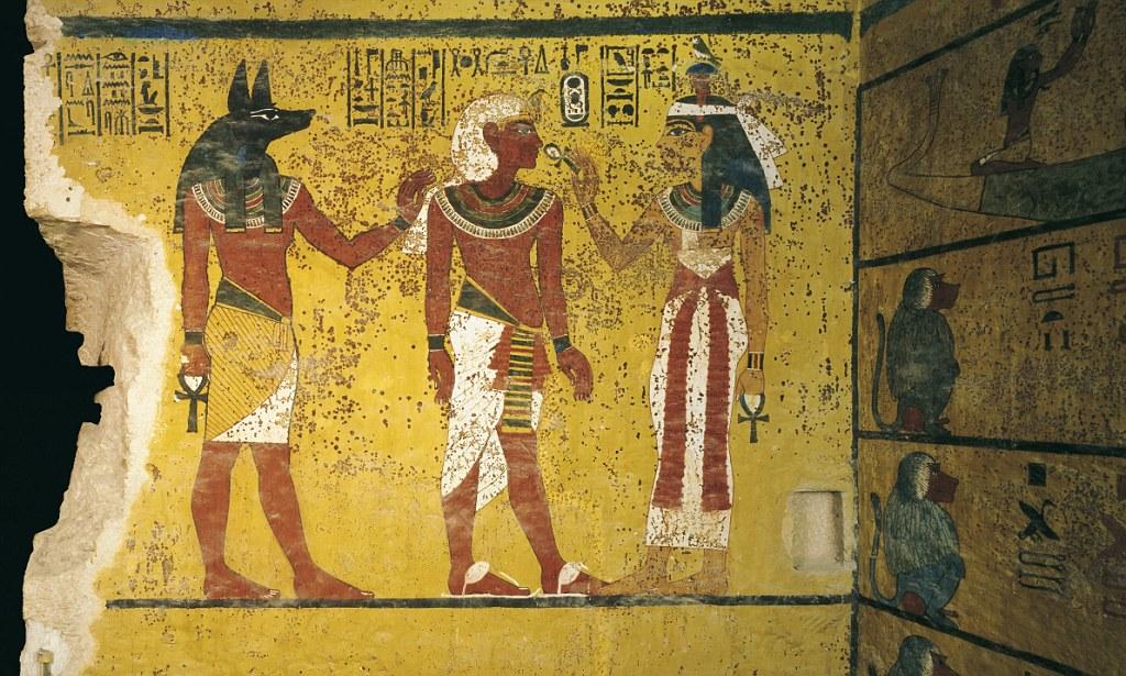 Replica Tutankhamun Tomb Set To Open In Egypt In Bid To