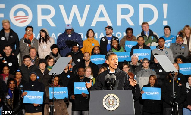 Obama said that he picked Iowa as the place for the final rally because it was where the campaign began