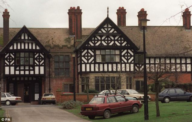 Victim Mr Gregory spent almost three years at the home, pictured, and claimed he was subject to beatings