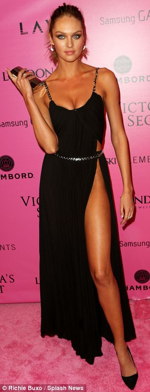 Miranda Kerr Amp Candice Swanepoel Sexy Angels At Victorias