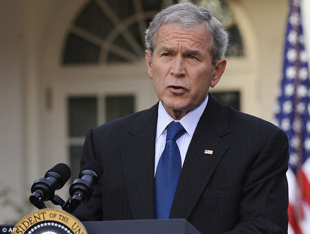 Unsuccessful probe: Former US president George W. Bush ordered an investigation into how the Sun and New York Post newspapers obtained the photos, published in May 2005, but never found the source of the leak